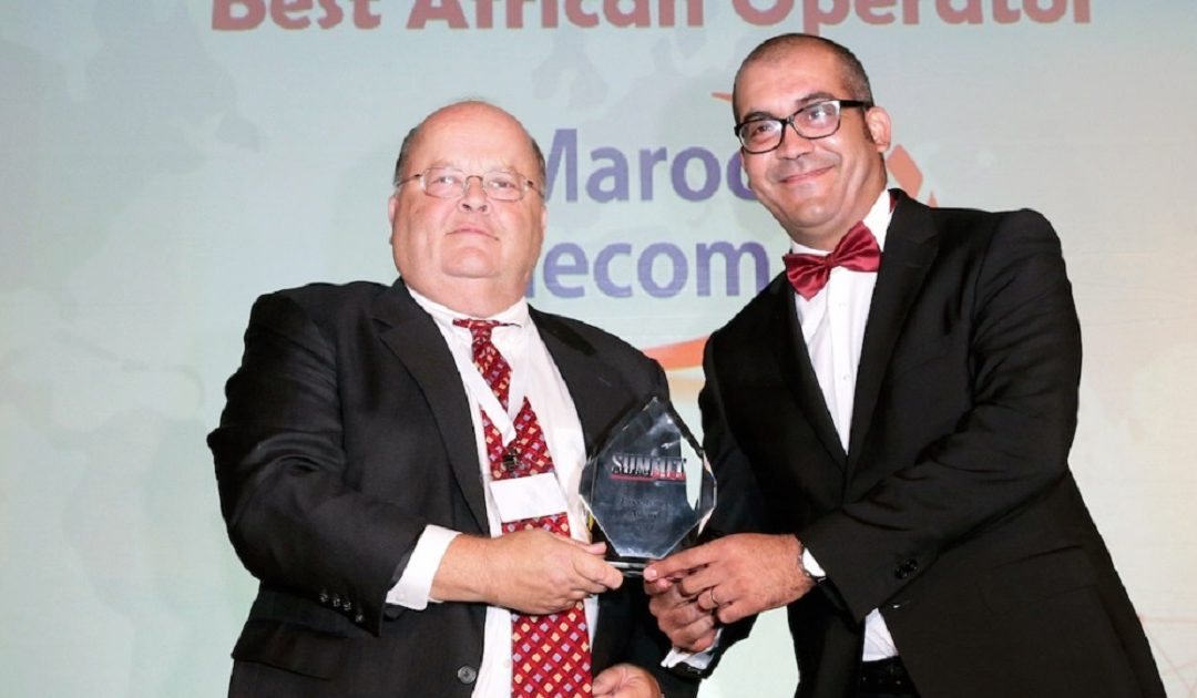 """""""اتصالات المغرب"""" تفوز بجائزة أفضل فاعل اتصالات إفريقي"""