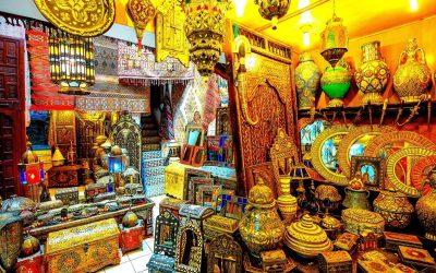 ارتفاع صادرات الصناعة التقليدية المغربية إلى 665 مليون درهم