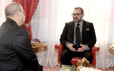 الملك محمد السادس يعين بنيوب مندوبا وزاريا مكلفا بحقوق الإنسان