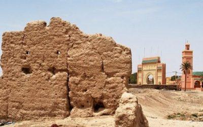 باحثون يقترحون سلسلة من التدابير لصيانة موقع سجلماسة الأثري