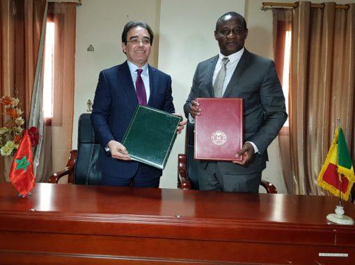 بنعتيق يوقع اتفاقيات مهمة في مجال الهجرة بمالي